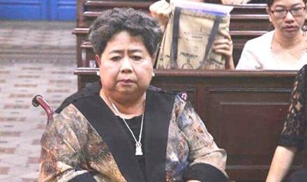 Nu dai gia Hua Thi Phan 'dinh cham' the nao? hinh anh