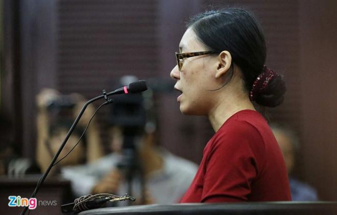 Phuong Nga: Toi nghi co chong lung thi lam gi phai len cong an hinh anh 1