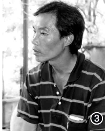 """10 so phan trong mot dai gia dinh tan nat vi vuong an oan hinh anh 2 Anh Trần Thanh  Vân (Tý) cho biết: """"Khi  vụ án xảy ra năm đó  tôi mới 14 tuổi""""."""