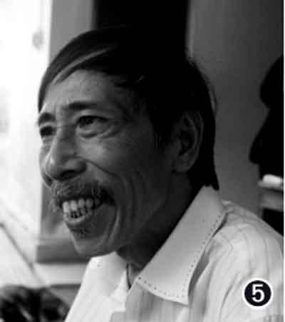 10 so phan trong mot dai gia dinh tan nat vi vuong an oan hinh anh 4 Ông Nguyễn Thận -  nguyên chủ tịch xã  Tân Minh, H.Hàm Tân,  người đã 15 năm theo  đuổi sự thật, minh oan  cho Huỳnh Văn Nén.