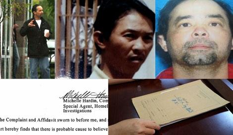 Nam Giap Ngo cua linh trinh sat hinh su hinh anh 1 Vụ Việt kiều thuê sát thủ giết người thân ở Việt Nam đánh dấu sự hợp tác hiệu quả giữa Bộ Công an Việt Nam với FBI và HIS.