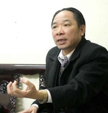 Mot pho giam doc so o Ha Noi bi bat tam giam hinh anh 1 Ông Nguyệt trước khi bị bắt. Ảnh: Công Khanh.