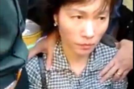 Thuc hu chuyen 'cong an phuong cong tay, danh phu nu' hinh anh