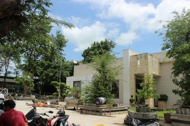 Manh moi vu tham an 6 nguoi chet o Binh Phuoc hinh anh 3 Căn biệt thự 2 tầng, rộng hơn 100 m2 - hiện trường chính vụ án. Ảnh: Tuổi trẻ.