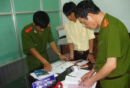 Bo cong an chi dao xu ly ke 'mao danh VIP' de pham phap hinh anh