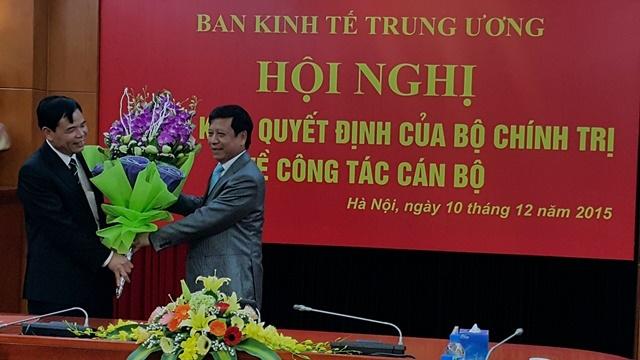 Pho ban Kinh te lam Thu truong thuong truc Bo Nong nghiep hinh anh 1