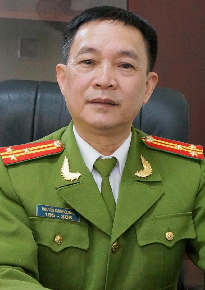 Tu 1/1/2016 cap 'The can cuoc cong dan' trong 10 phut hinh anh 1 Thượng tá