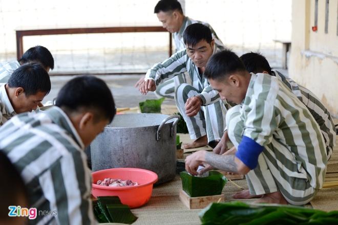 Noi goi banh chung cho 2.400 pham nhan an Tet hinh anh 8