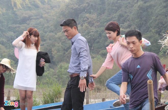 Tac do tren suoi Yen truoc ngay khai hoi chua Huong hinh anh 9
