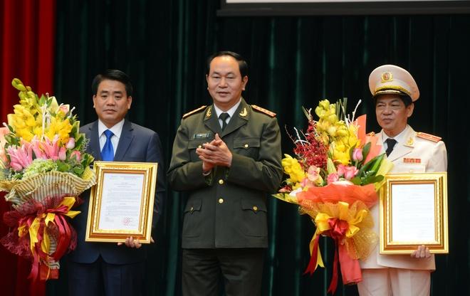Tro ly Bo truong Tran Dai Quang lam Giam doc Cong an Ha Noi hinh anh 3
