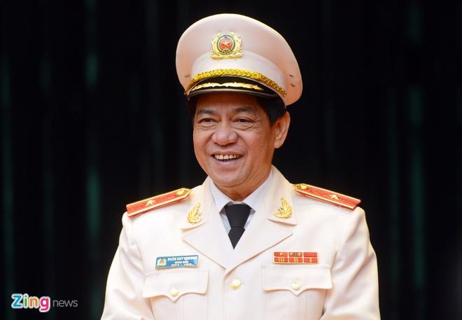 Tro ly Bo truong Tran Dai Quang lam Giam doc Cong an Ha Noi hinh anh 2
