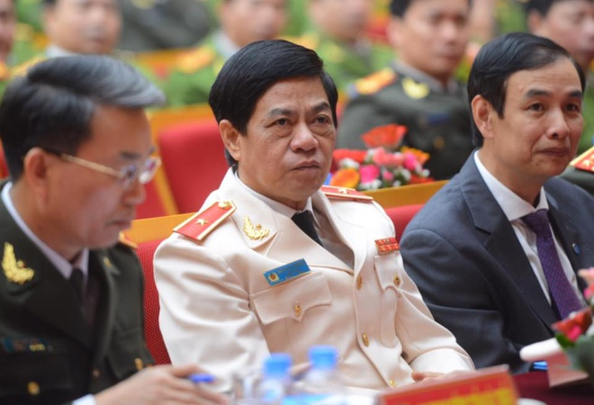 Tro ly Bo truong Tran Dai Quang lam Giam doc Cong an Ha Noi hinh anh 1