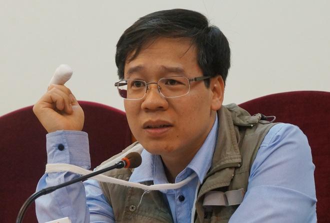 Nha bao Do Doan Hoang: 'Toi chua cam thay an toan' hinh anh 1