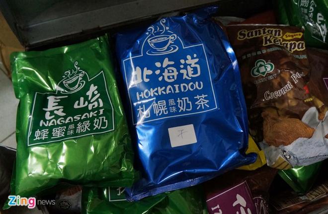 Nghi van tra Feeling Tea dung nguyen lieu khong nguon goc hinh anh 4