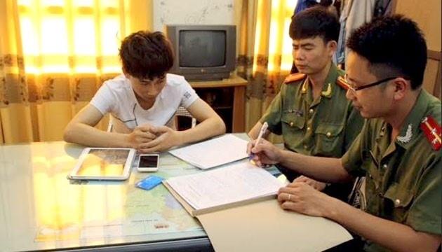 Khoi To Vu Bia Dat Tin Ca Chet O Bien Thai Binh Hinh Anh 1
