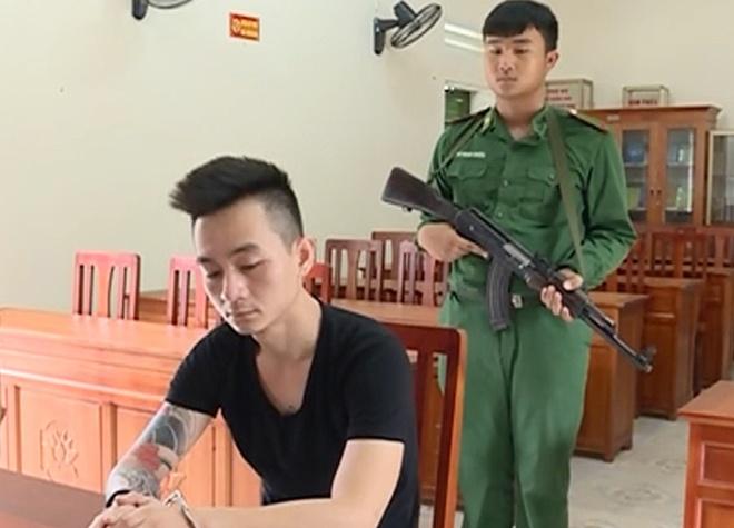 Van chuyen ma tuy 'Tra sua' tu Trung Quoc vao Viet Nam hinh anh