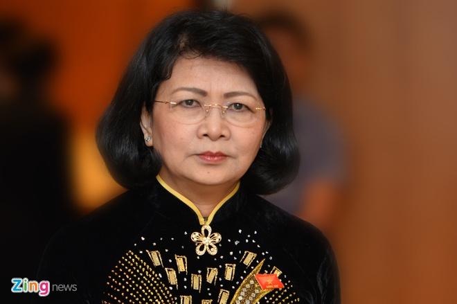 Chanh an Nguyen Hoa Binh: 'Xay dung toa an trong sach' hinh anh 1