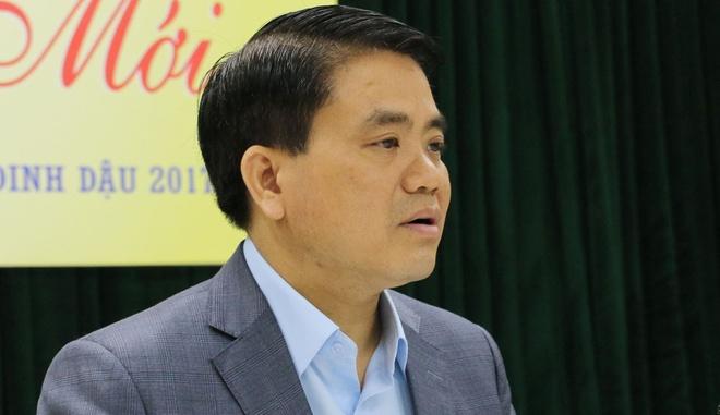 Ong Nguyen Duc Chung: 'Suc khoe toi binh thuong' hinh anh