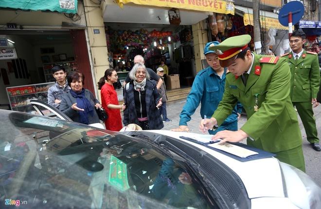 Bo truong Cong an: Xu nghiem lan chiem via he hinh anh 1