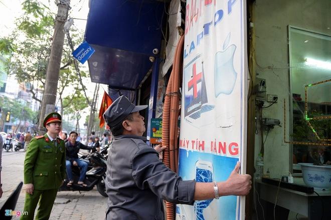 Ong Nguyen Duc Chung: Se cach chuc truong cong an neu via he bi chiem hinh anh 1