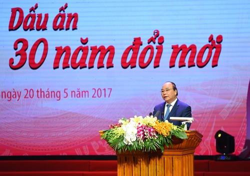 Thu tuong: Tao thuan loi de moi nguoi dan phat huy toi da nang luc hinh anh 1