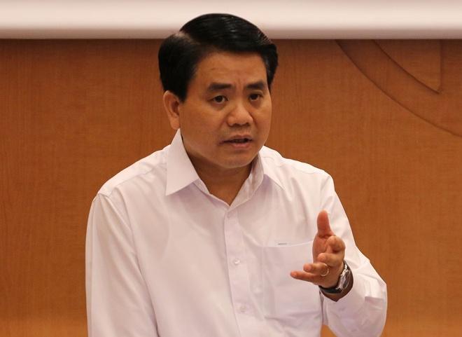 Bi thu TP.HCM cung Chu tich Ha Noi ban ve cai cach hanh chinh hinh anh 2