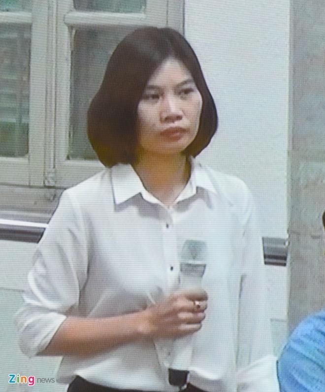 Tham phan: Khong co 'vung cam' trong xet xu vu Ha Van Tham hinh anh 1