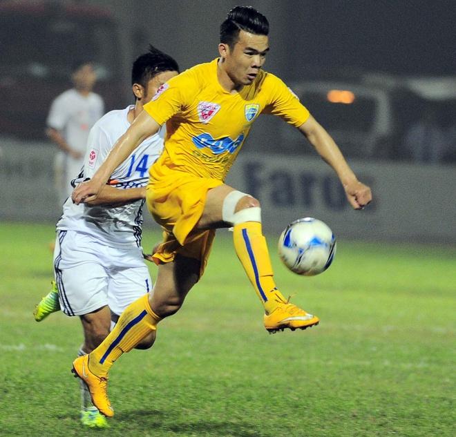 Vong 9 V.League: Dai chien Thanh Nghe, thap lua thu do hinh anh 2
