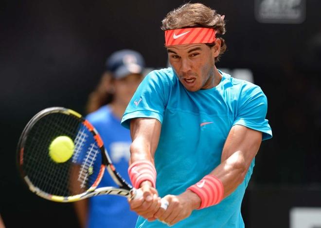 Nadal vs Djokovic: Ke ngang duong da san sang hinh anh
