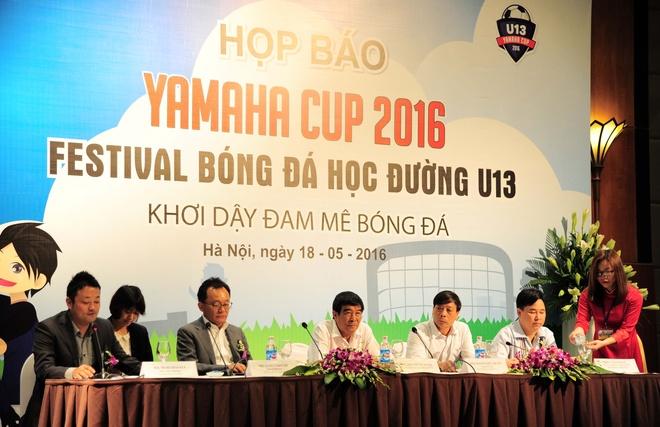 Dak Lak dang cai VCK U13 Festival bong da hoc duong 2016 hinh anh 1