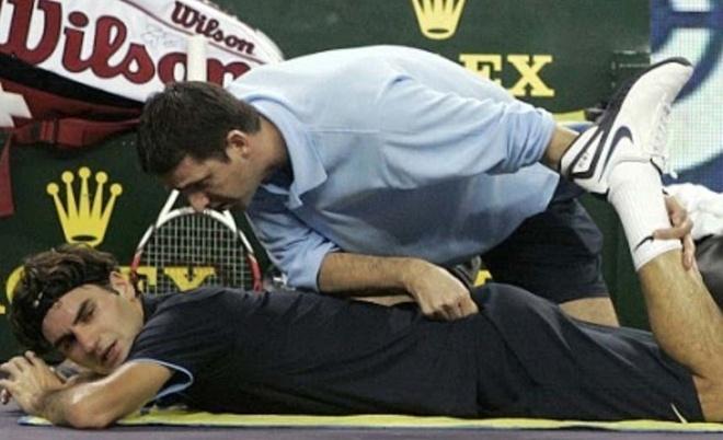 Federer, tau toc hanh dang ve ga cuoi hinh anh 2