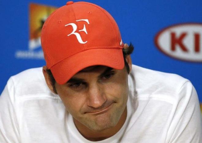 Federer, tau toc hanh dang ve ga cuoi hinh anh 1