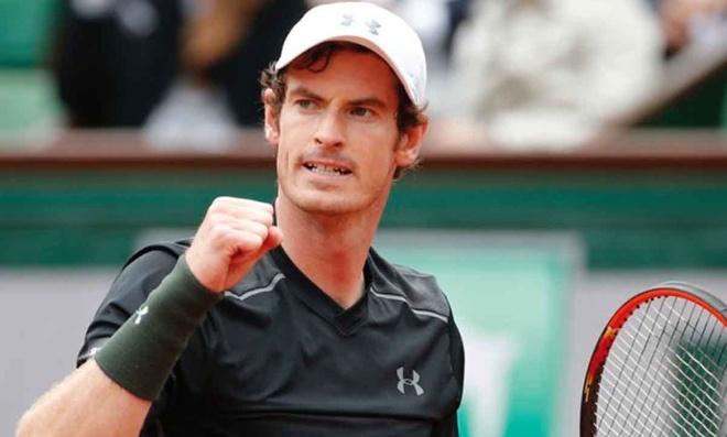 Vong 1 Roland Garros: Wawrinka, Murray thang vat va hinh anh