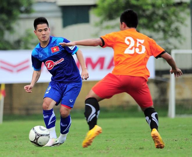 DTVN voi Cong Phuong, Xuan Truong: le thuoc nguoi di vang hinh anh 2