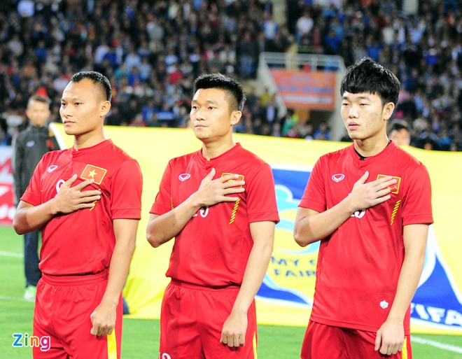 Xuan Truong qua tai o tuyen giua anh 3