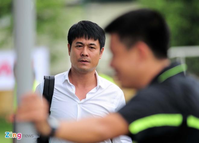DT Viet Nam vs Avispa Fukuoka: Tap song thieu Tuan Anh hinh anh 2