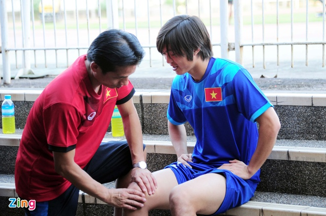 Tuan Anh chia tay AFF Cup vi chan thuong anh 1