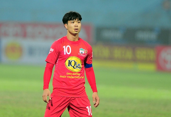 Cong Phuong o dau trong doi hinh U23 Viet Nam hinh anh