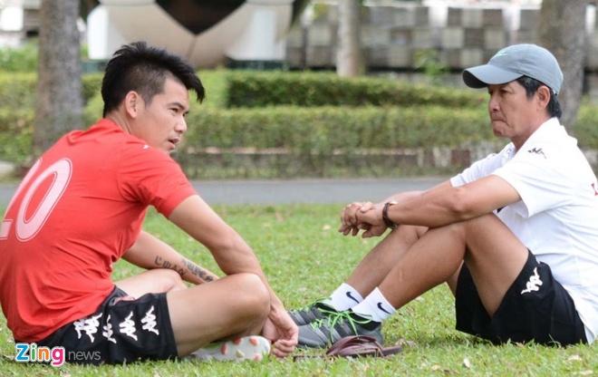 Chu tich doi Long An: 'An phat nang nhung thieu tinh ran de' hinh anh 1