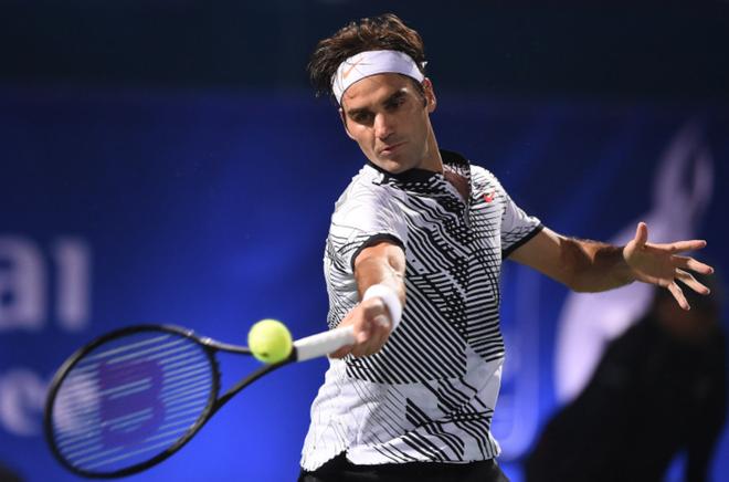 Federer thua dau don tay vot Nga hang 116 the gioi hinh anh 1