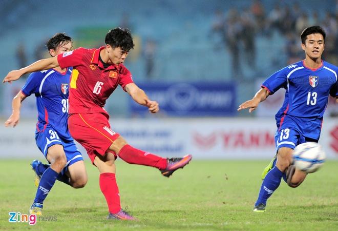 Cong Phuong da chinh tuyen Viet Nam anh 2