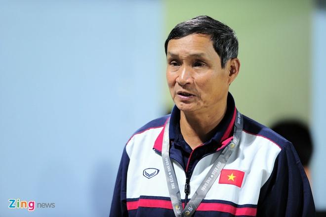 HLV Mai Duc Chung: Nu Viet Nam van de danh quan gap Myanmar hinh anh 1