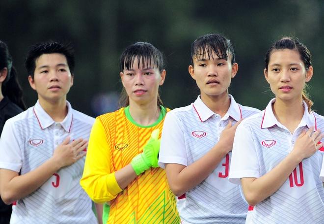 Ha Iran 6-1, tuyen nu Viet Nam co loi the lon truoc Myanmar hinh anh