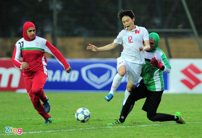 Ha Iran 6-1, tuyen nu Viet Nam co loi the lon truoc Myanmar hinh anh 2