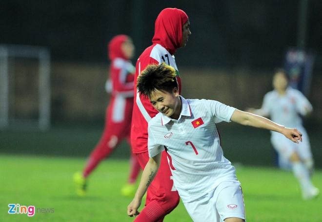 Ha Iran 6-1, tuyen nu Viet Nam co loi the lon truoc Myanmar hinh anh 6