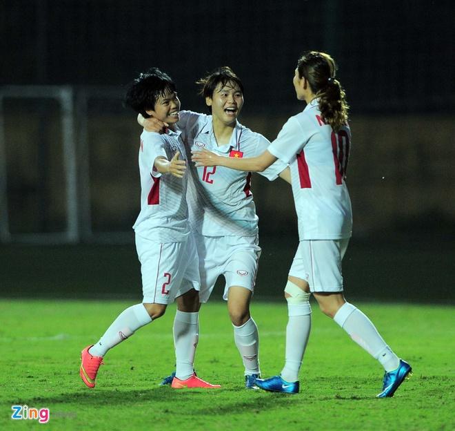 Ha Iran 6-1, tuyen nu Viet Nam co loi the lon truoc Myanmar hinh anh 8