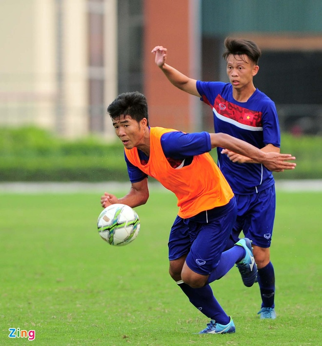 U20 Viet Nam va nhung bon be truoc gio khai cuoc hinh anh 2