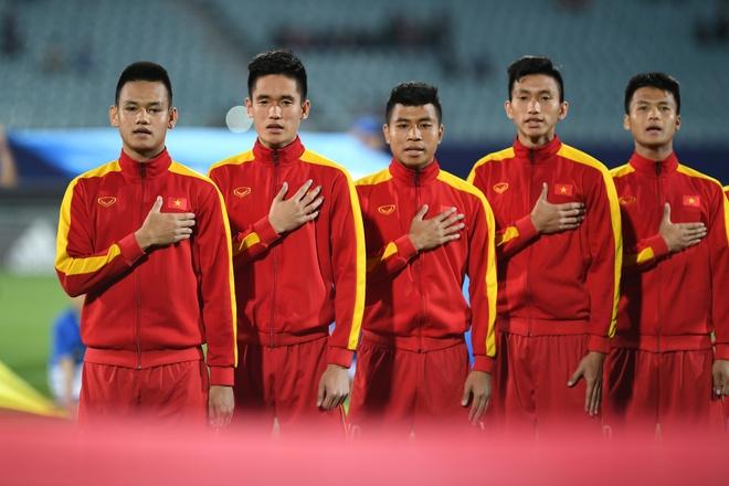 U20 Viet Nam: Muc tieu 'xe luoi' U20 Honduras hinh anh
