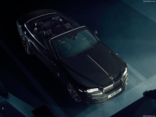 Rolls-Royce Dawn Black Badge anh 4