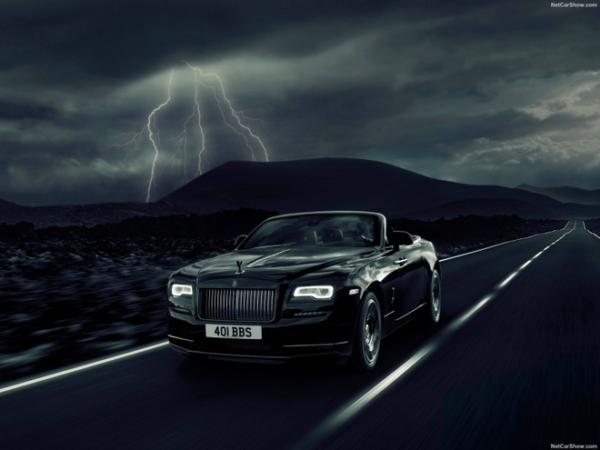 Rolls-Royce Dawn Black Badge anh 2